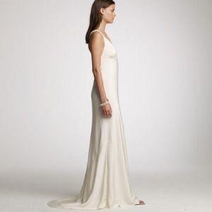 J crew dresses silk jcrew wedding dress poshmark j crew dresses silk jew wedding dress junglespirit Choice Image